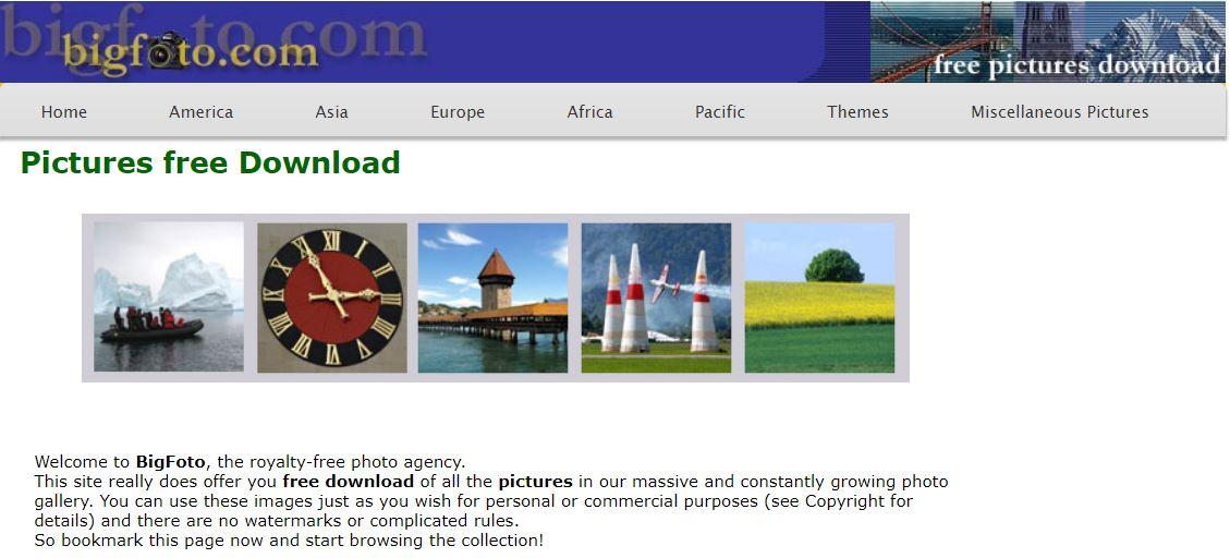 70 Bancos de Imagens Grátis Sites de Fotos Gratuitas 16