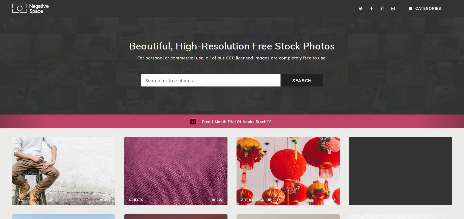 70 Bancos de Imagens Grátis Sites de Fotos Gratuitas 7