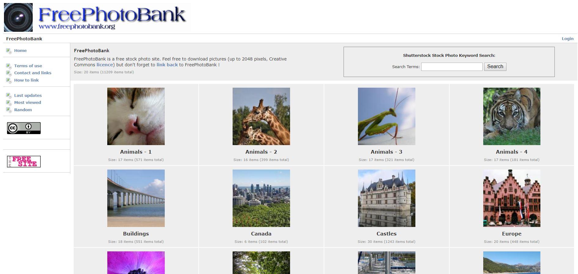70 Bancos de Imagens Grátis Sites de Fotos Gratuitas 14