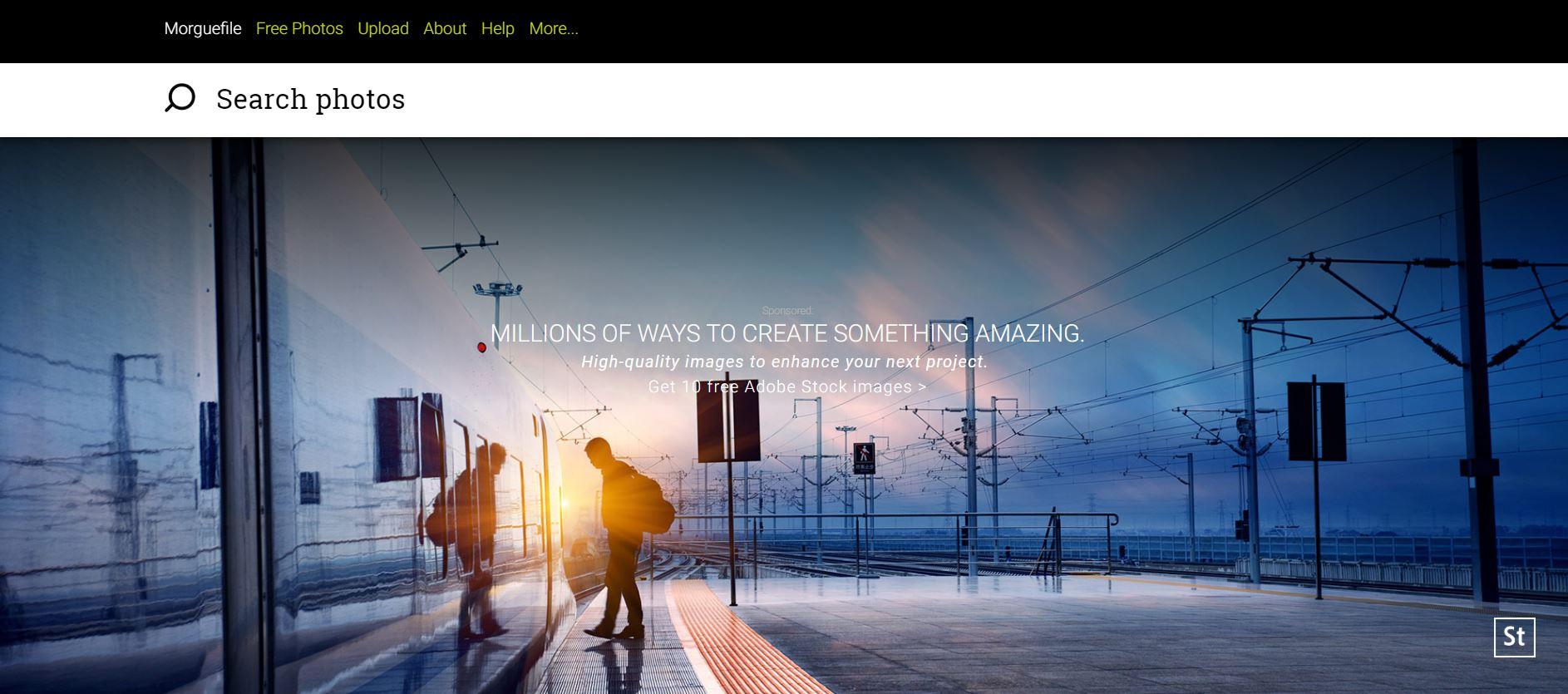 70 Bancos de Imagens Grátis Sites de Fotos Gratuitas 19