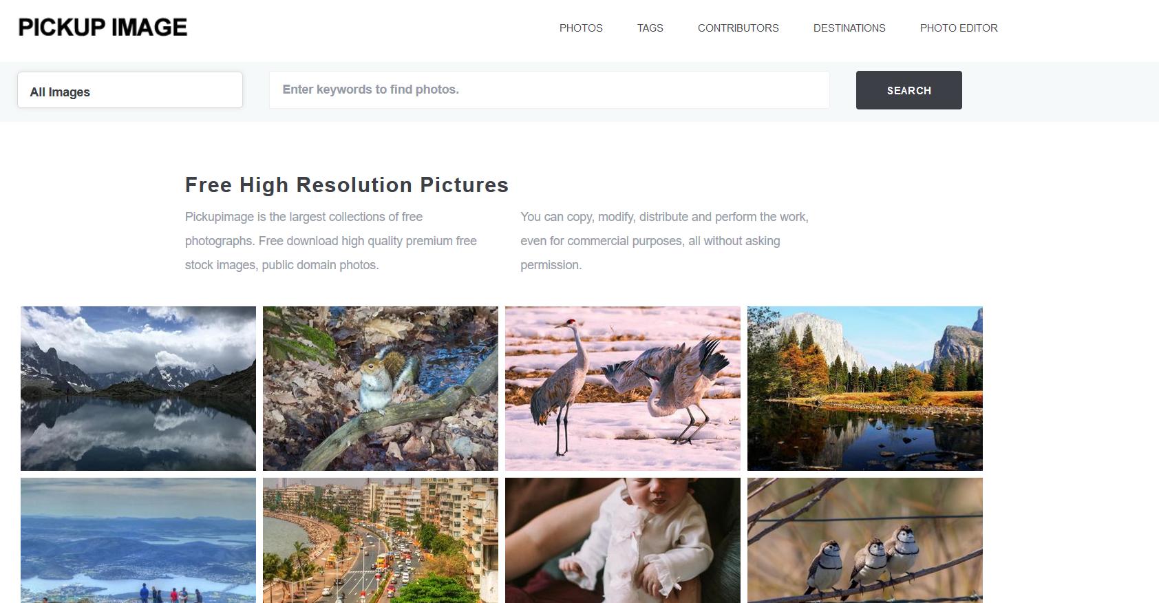 70 Bancos de Imagens Grátis Sites de Fotos Gratuitas 25
