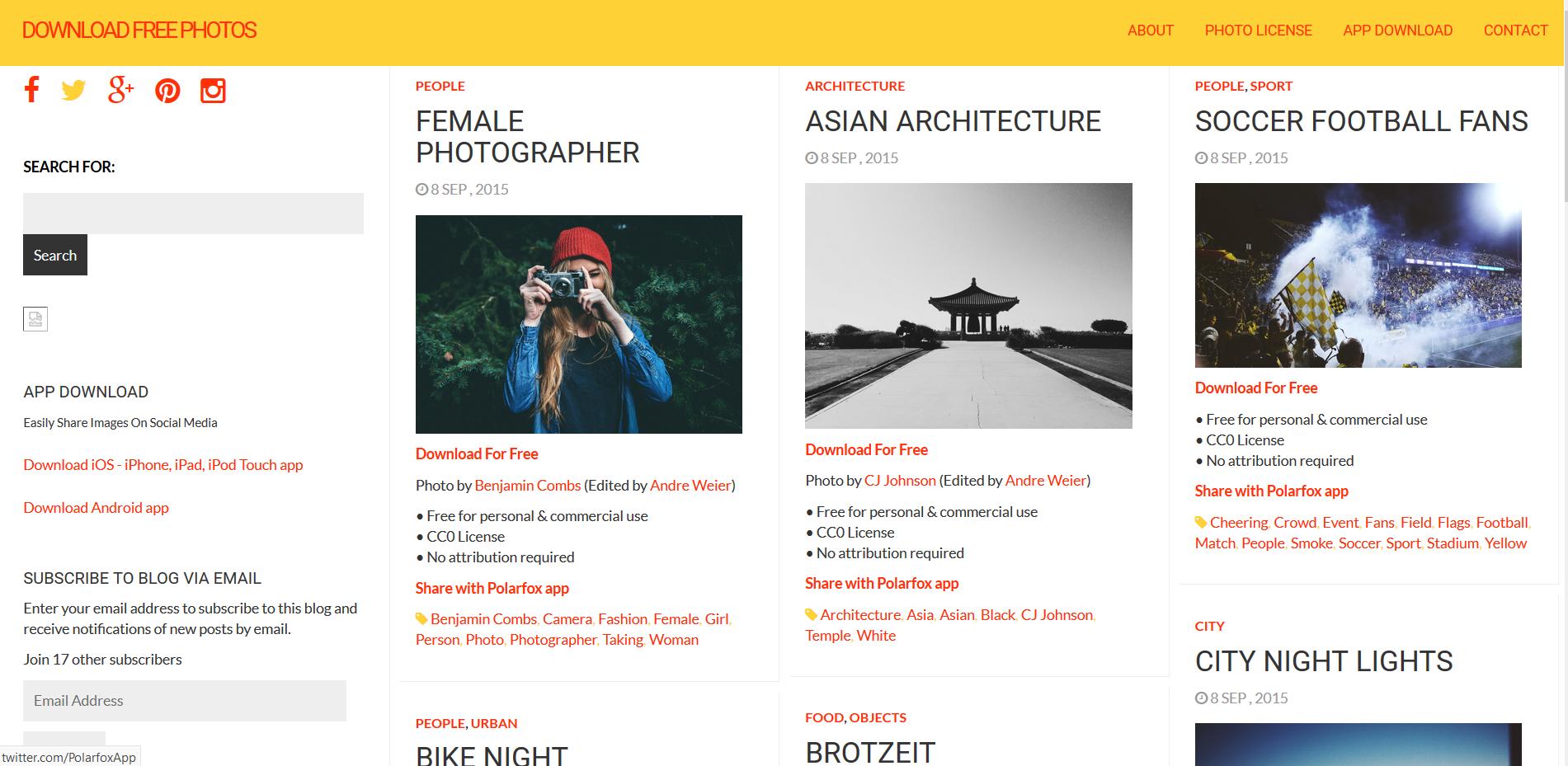 70 Bancos de Imagens Grátis Sites de Fotos Gratuitas 33