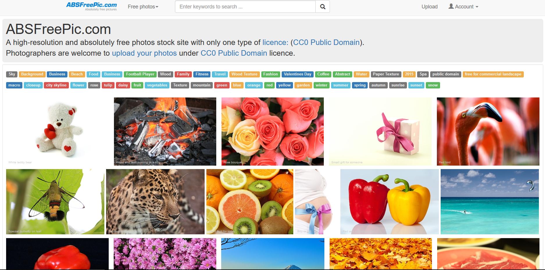 70 Bancos de Imagens Grátis Sites de Fotos Gratuitas 38