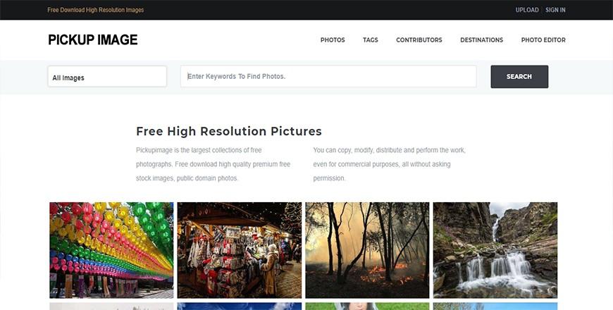 70 Bancos de Imagens Grátis Sites de Fotos Gratuitas 43
