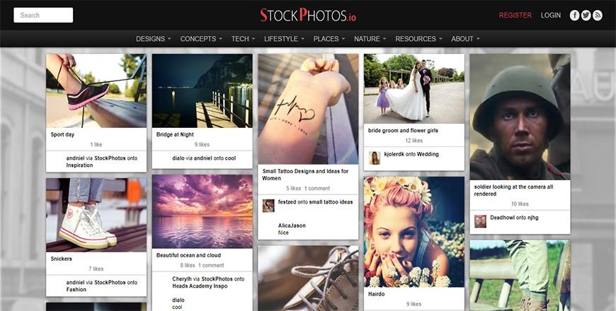 70 Bancos de Imagens Grátis Sites de Fotos Gratuitas 49