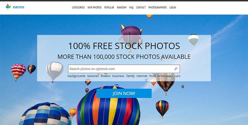 70 Bancos de Imagens Grátis Sites de Fotos Gratuitas 39