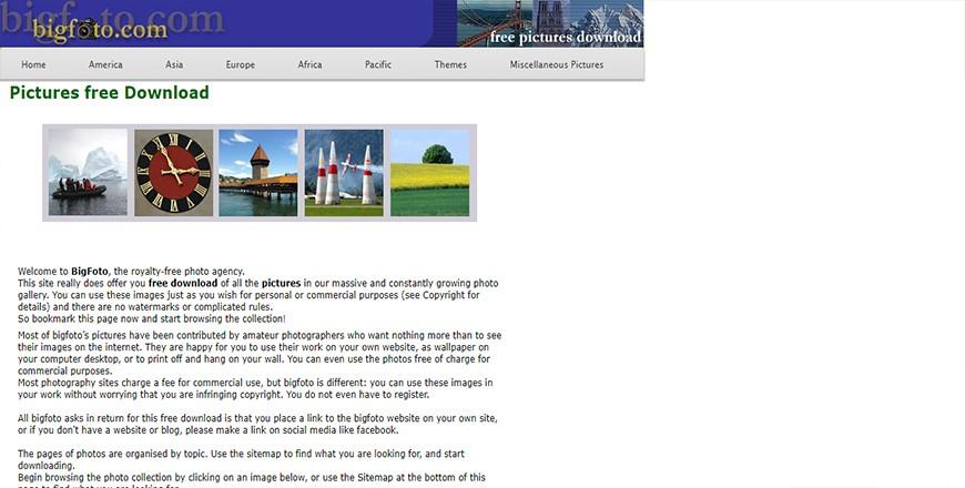 70 Bancos de Imagens Grátis Sites de Fotos Gratuitas 41