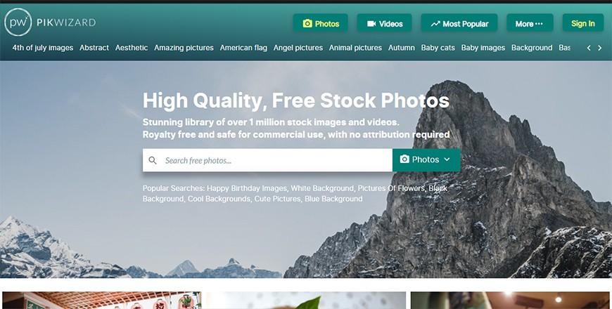 70 Bancos de Imagens Grátis Sites de Fotos Gratuitas 45