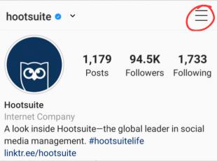 Como ter conta verificada no Instagram 1