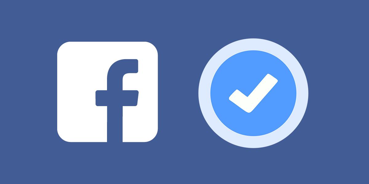 Como verificar pagina no Facebook