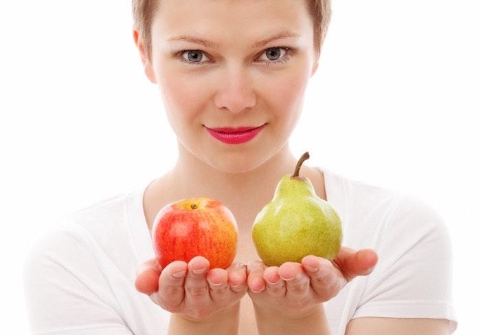 1586864329 8880 Apple Diet Face Food 41219