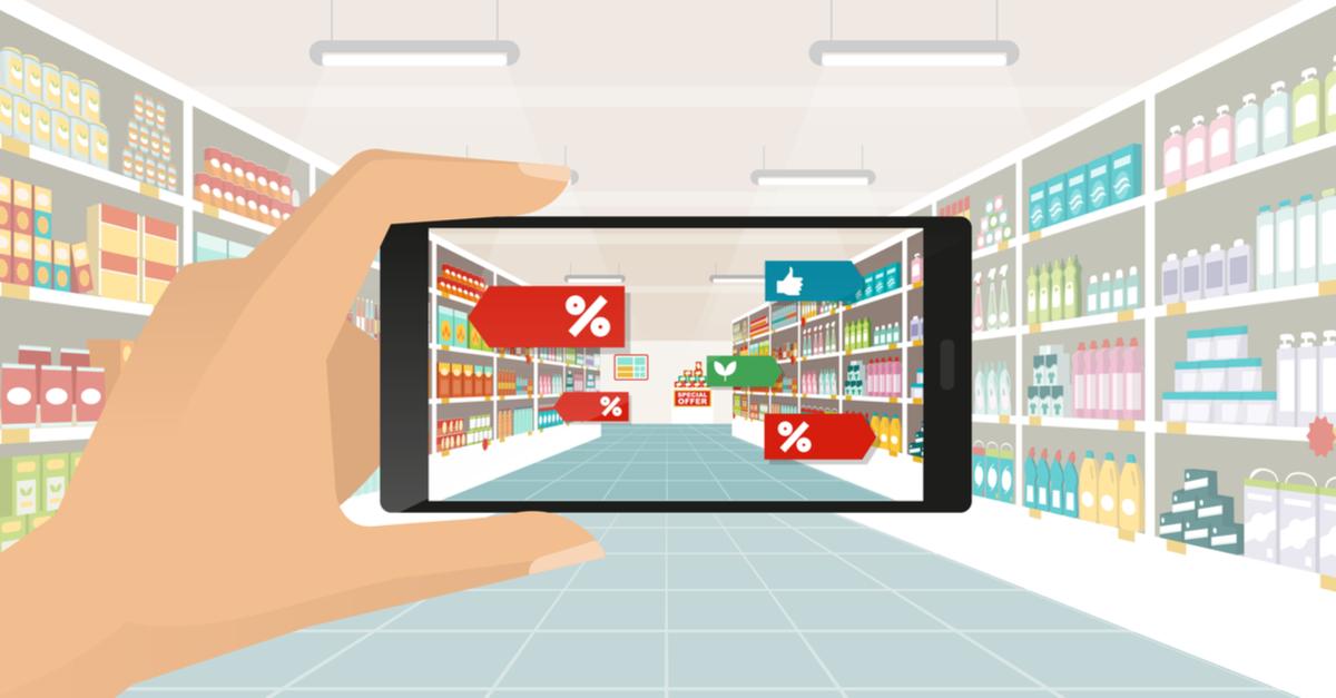 Marketing Digital Para Super Mercados