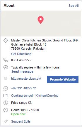 Como Colocar Link De Whatsapp No Facebook 2