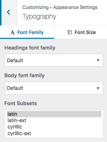 tipografia personalizador