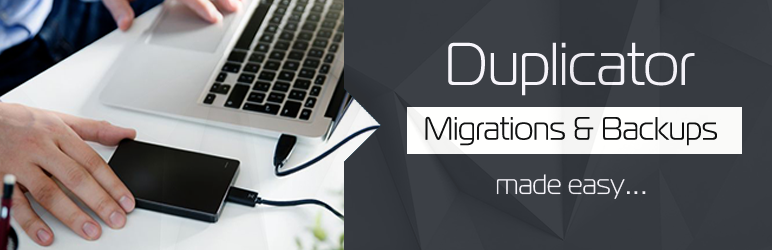 Duplicador - Plugin de Migração para WordPress