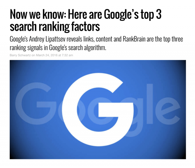 1 5 Search Ranking Factors 640x551 1