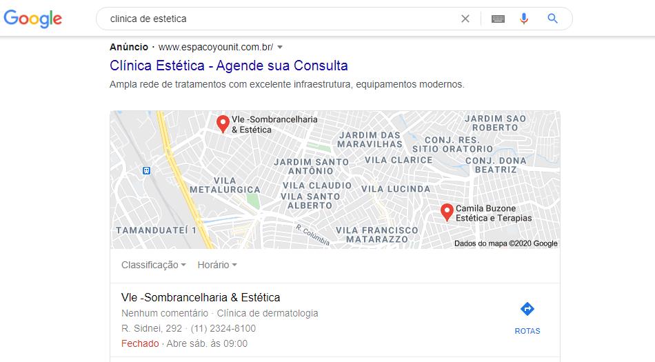 Google Meu Negocio Para Pequenas Empresas 1