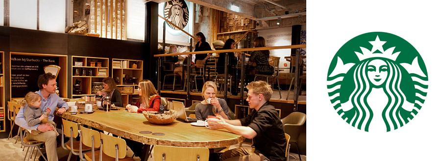 Mantenha-se fiel ao seu edifício de marca | Starbucks branding | 11 etapas simples para um processo de construção de marca de sucesso