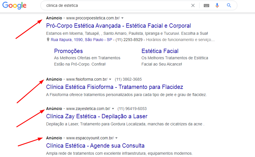 Como Divulgar Pequena Empresa No Google