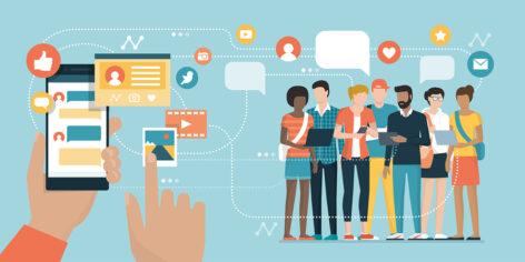 Redes Sociais Para Empresas Vantagens