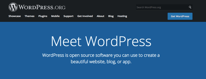 Como fazer um website? Use WordPress!