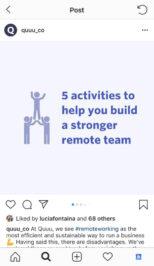 Conteudo Do Instagram Para Empresas B2b