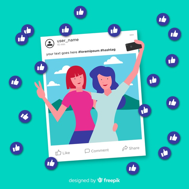 Como Criar Post Para Redes Sociais