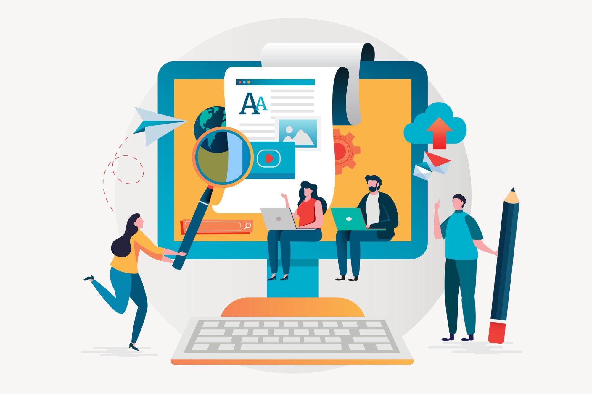 Como Criar Uma Estrategia De Marketing De Conteudo
