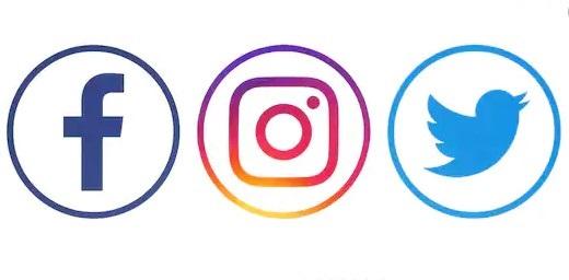 Como Impulsionar Publicacao Facebook Instagram E Twitter