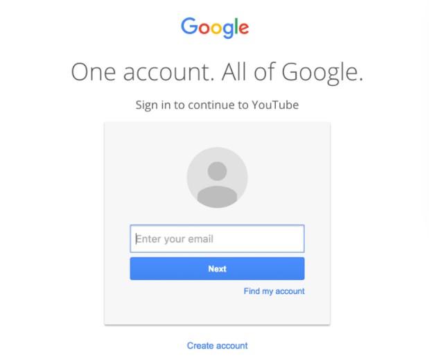 Criacao De Um Canal Do Youtube Usando Sua Conta Do Google