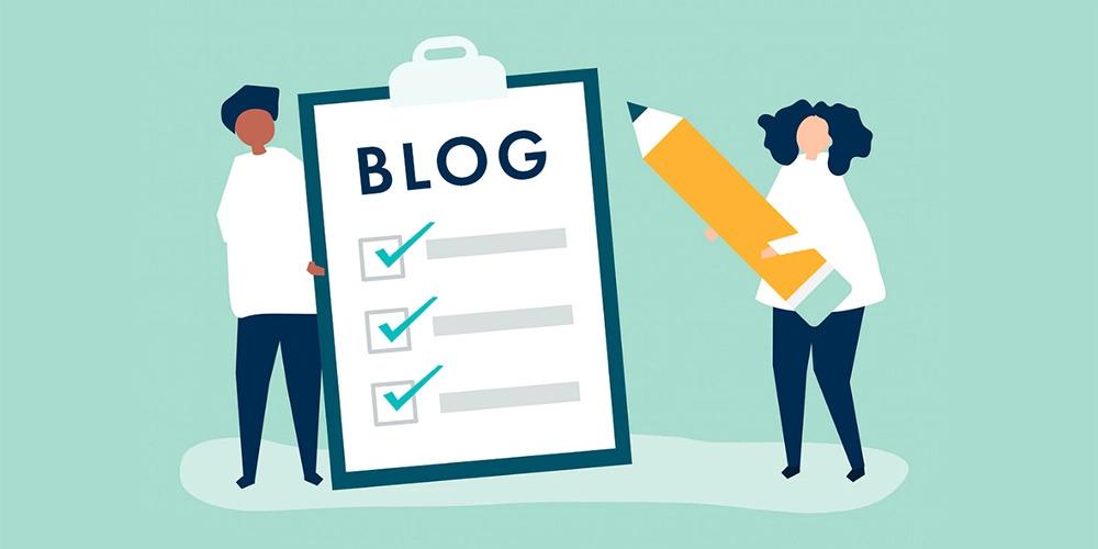 Exemplos De Blog Para