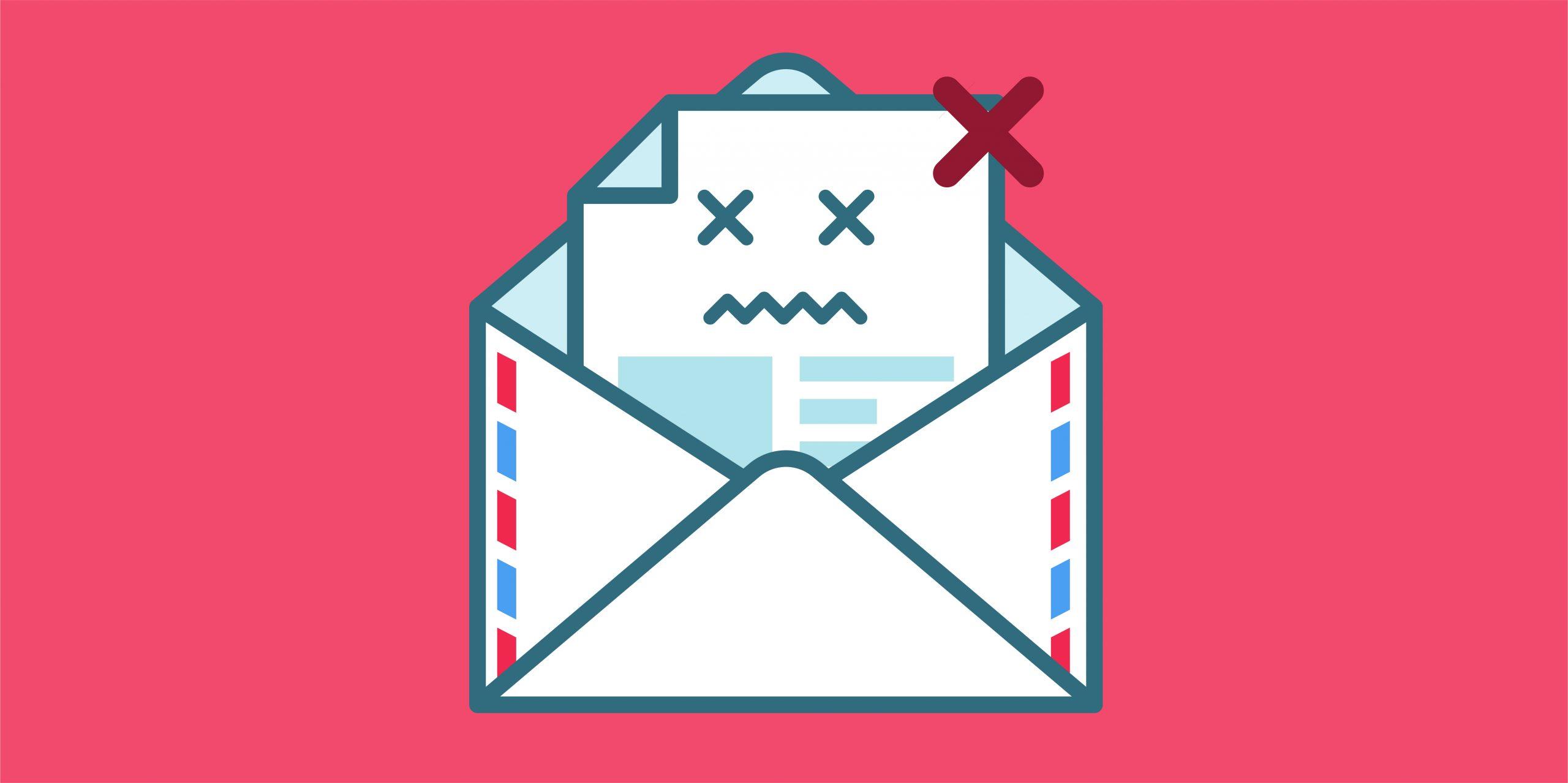 Por Que O E Mail E Devolvido