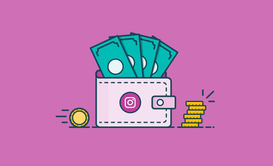 Custos de postagem patrocinada no Instagram