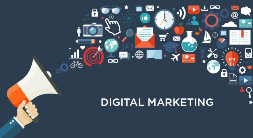 Digital Marketing Exemplos