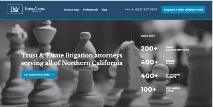 Exemplos De Sites De Advocacia 4