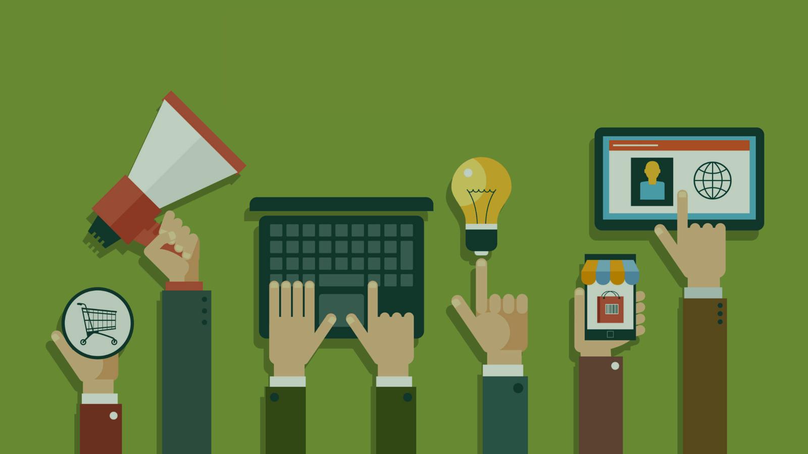 O Que E Marketing Digital E Como Funciona