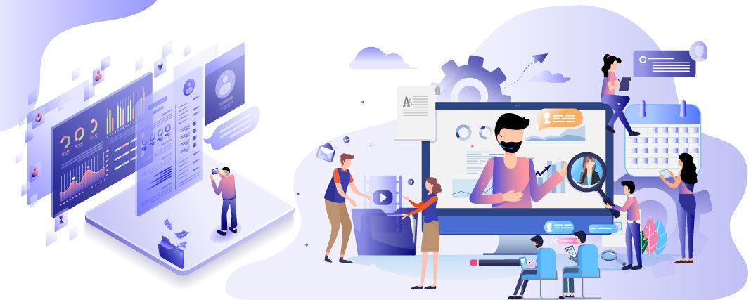Trabalhando Com Uma Agencia De Marketing Digital