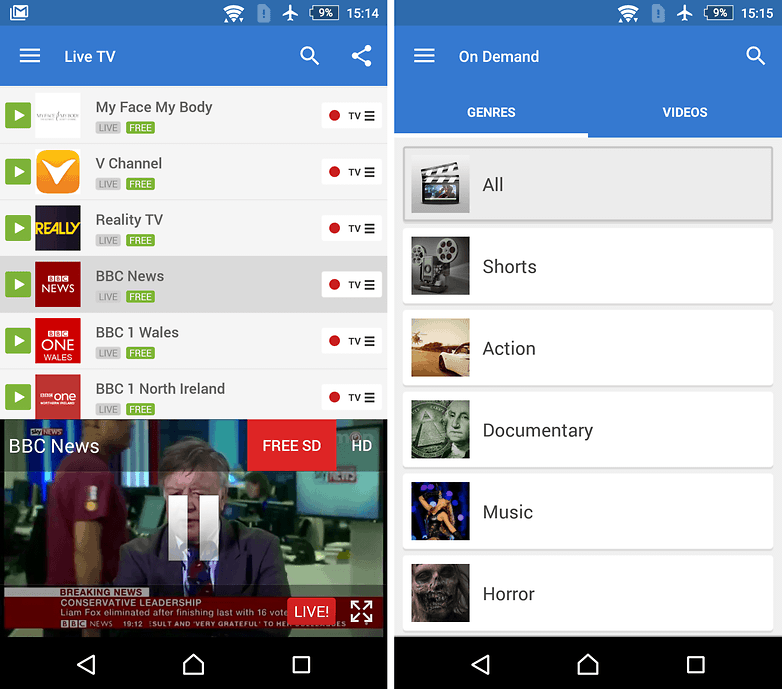 androidpit mobitv app