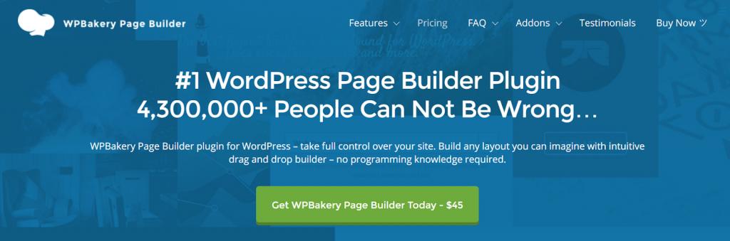 WPBakery WordPress Page Builder