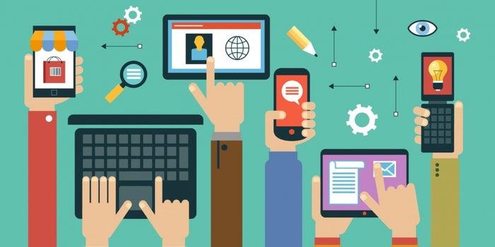 O Mercado Digital Funciona
