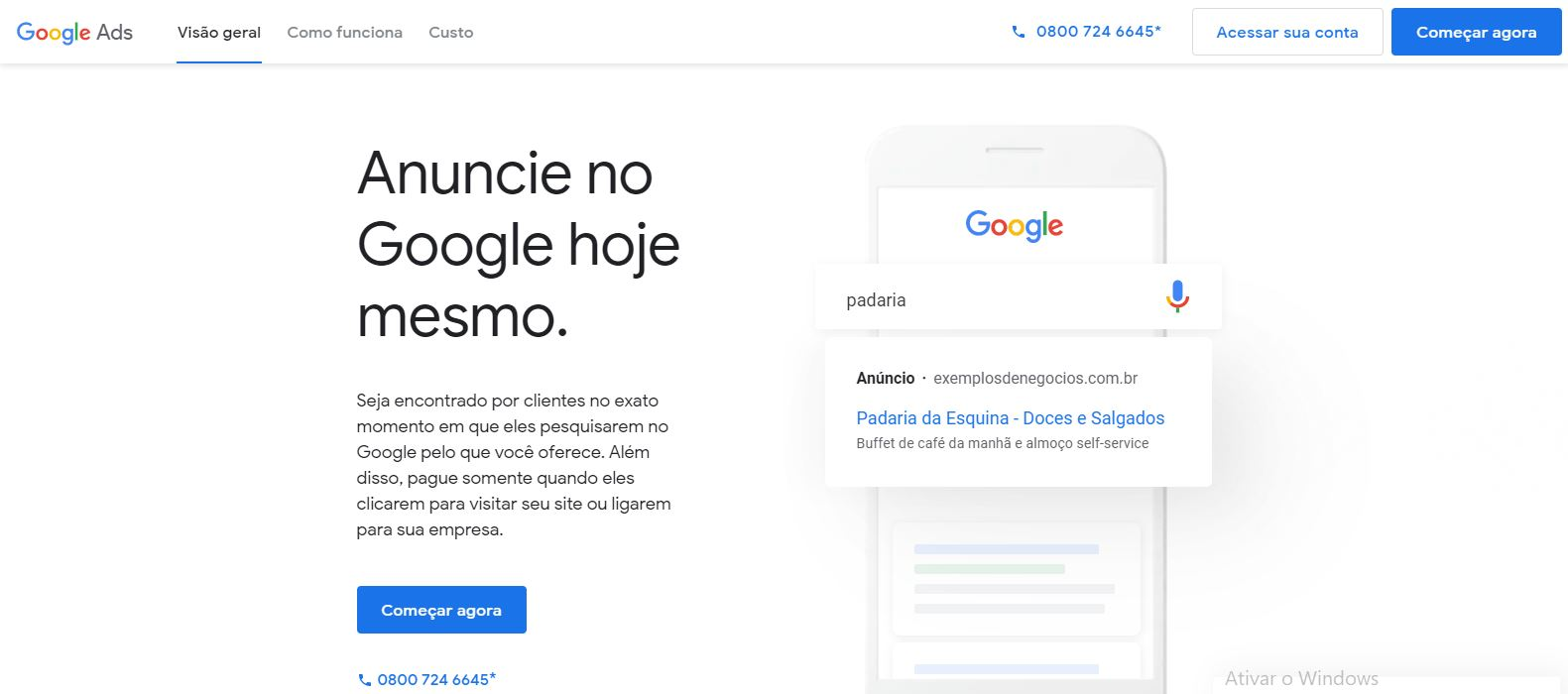 Primeiros Passos Com Anuncios Do Google Express