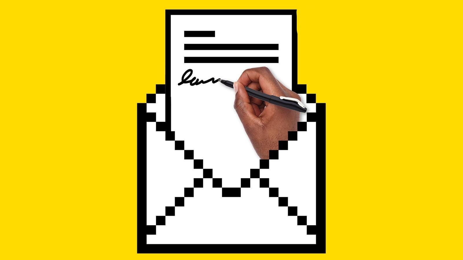 Assinatura De Email