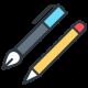 Icon Pens Color